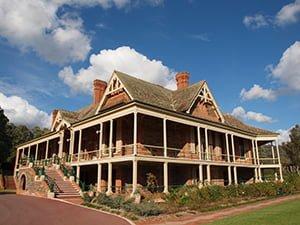 Urrbrae House