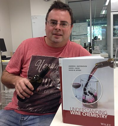 New publication: Understanding Wine Chemistry