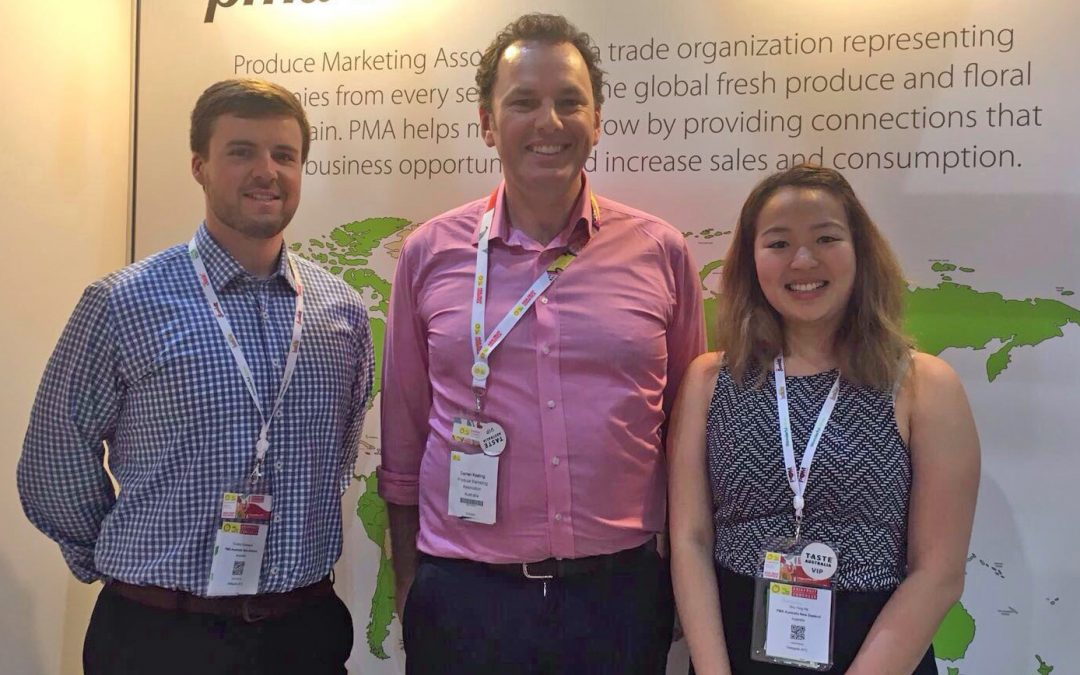 Ag Science student makes Hort Connections in Hong Kong