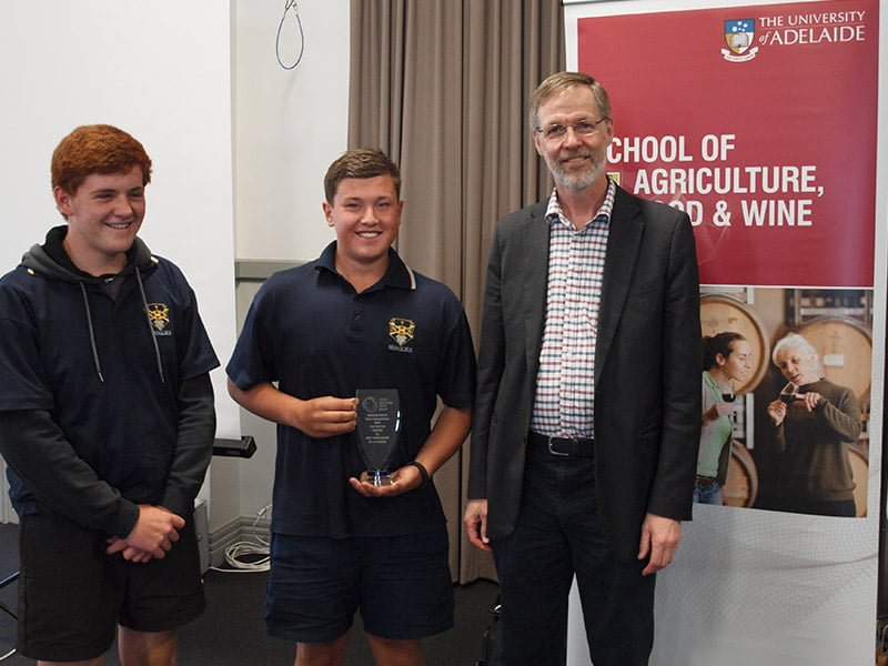 National Schools Wine Competition 2017