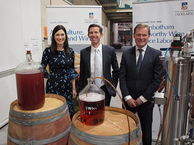 New centre to build wine industry's competitive edge