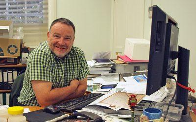 Meet the people of Waite: John Carragher