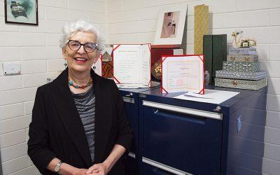 Meet the People of Waite: Margaret Cargill