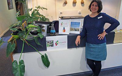 Meet the people of Waite: Bianca Kyriacou