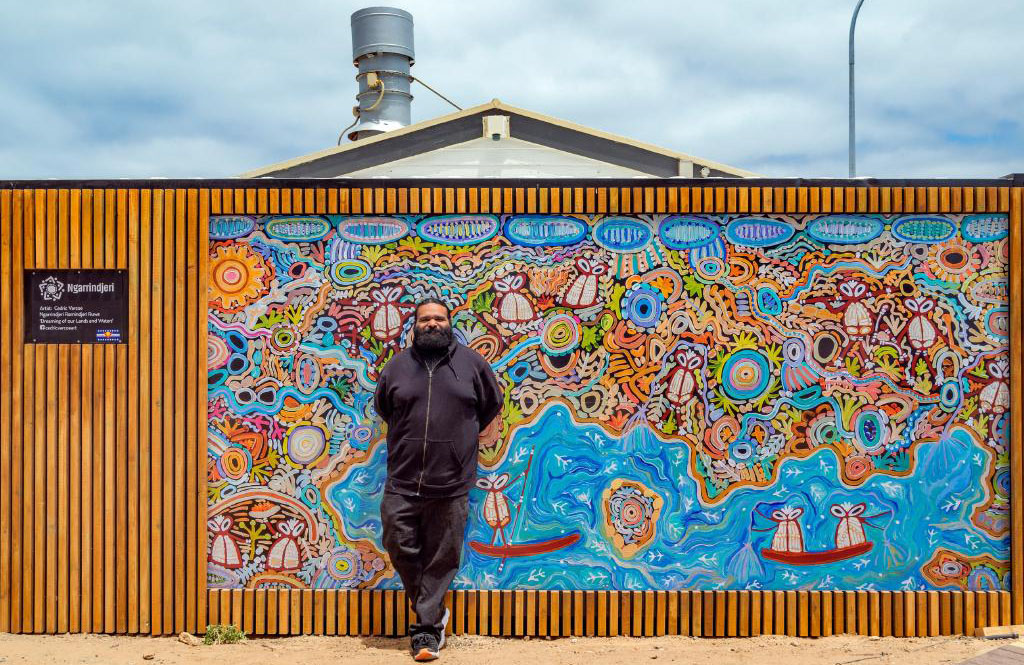 CSIRO Artist in residence announced