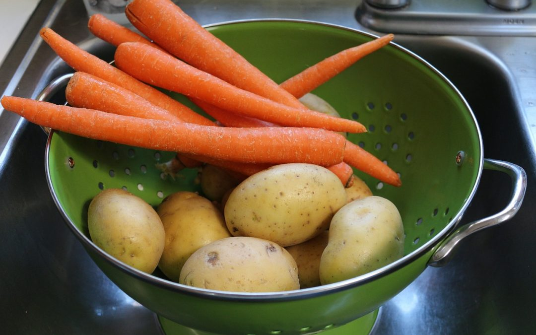 carrots&potatoes