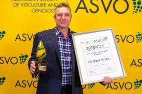 ASVO announces Viticulturist and Winemaker of 2020
