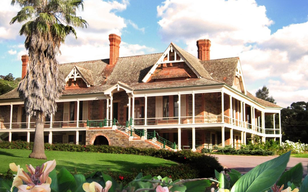 Visit Urrbrae House – Free Tours in Autumn 2021